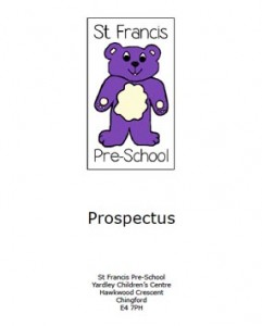 Click to download a copy of our Prospectus