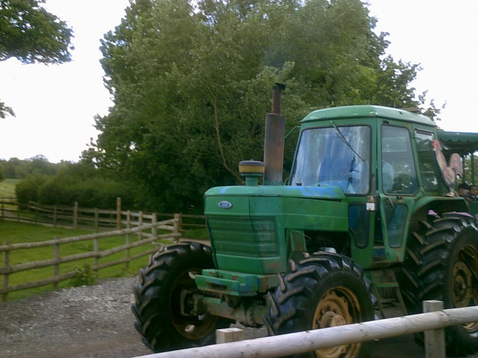 A Tractor